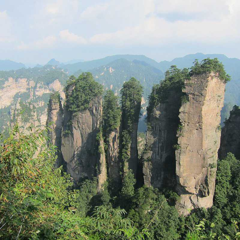 Zhangjiajie - Hoptale's Destination Guide
