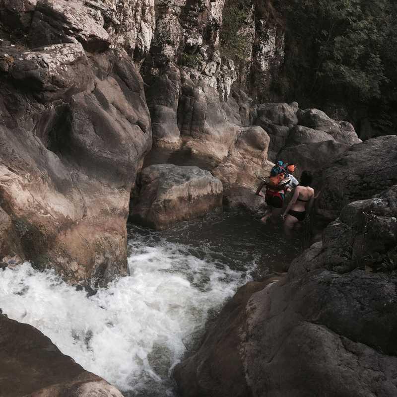 Ciucas Falls