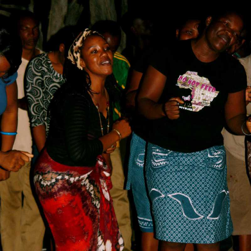 Vumbura Boma Night