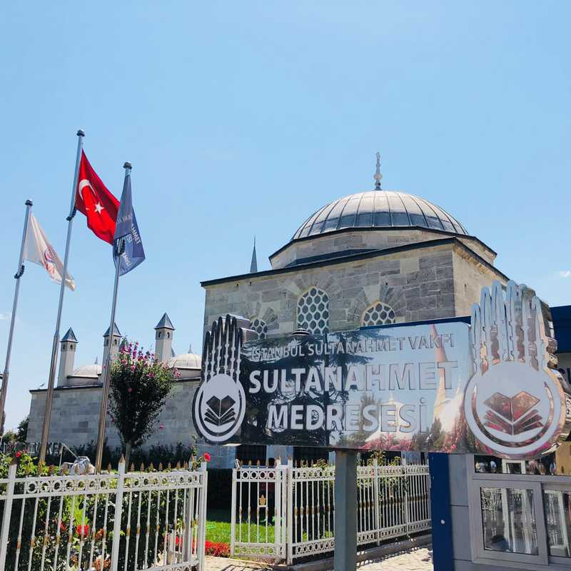 Sultan Ahmet Türbesi