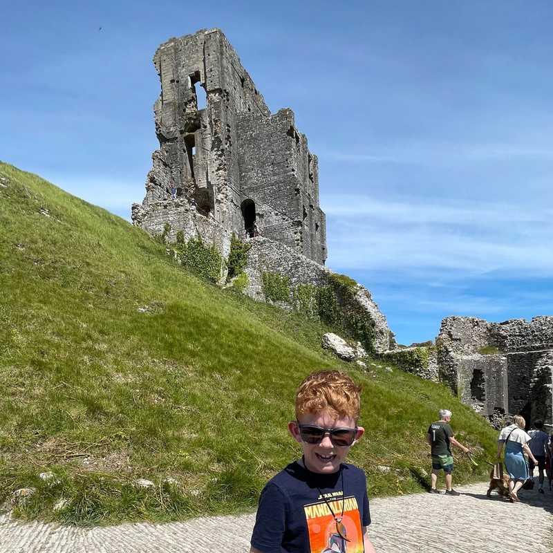 National Trust - Corfe Castle