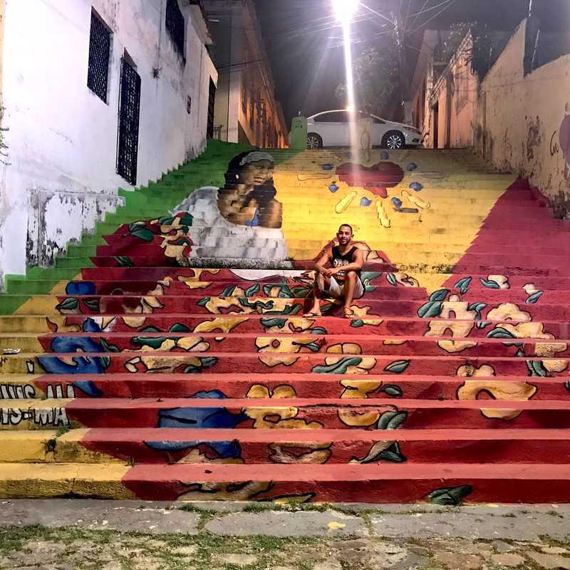 Escadaria da Coreira