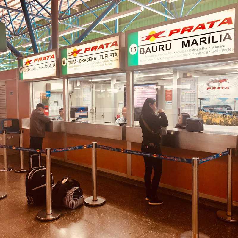 Terminal Rodoviário Barra Funda