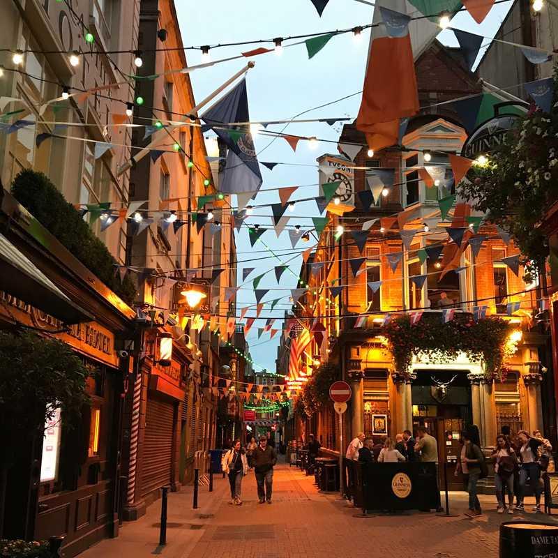 Dublin - Hoptale's Destination Guide