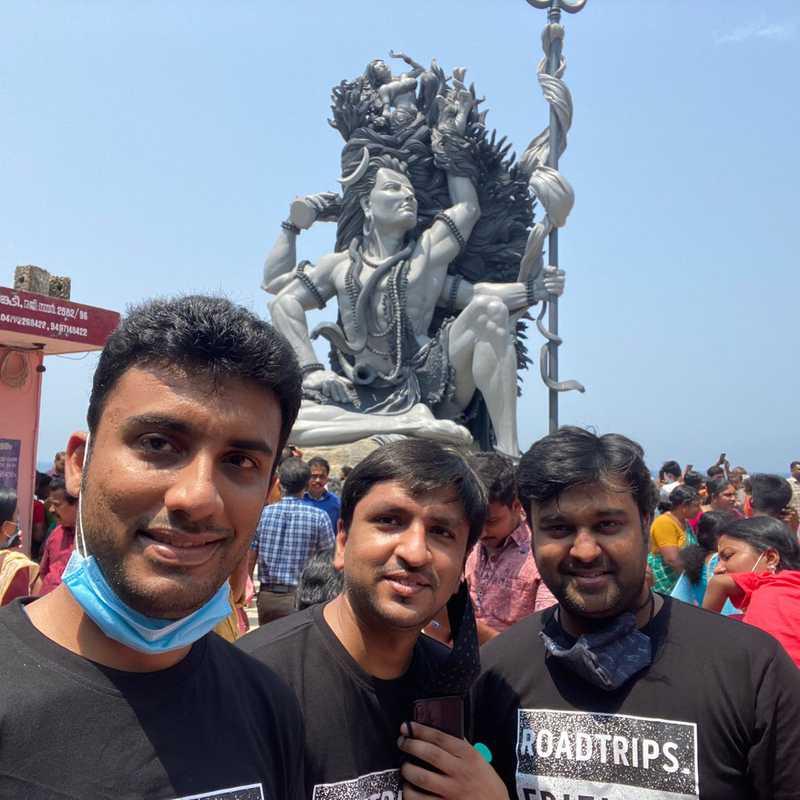 Aazhimala Siva Temple