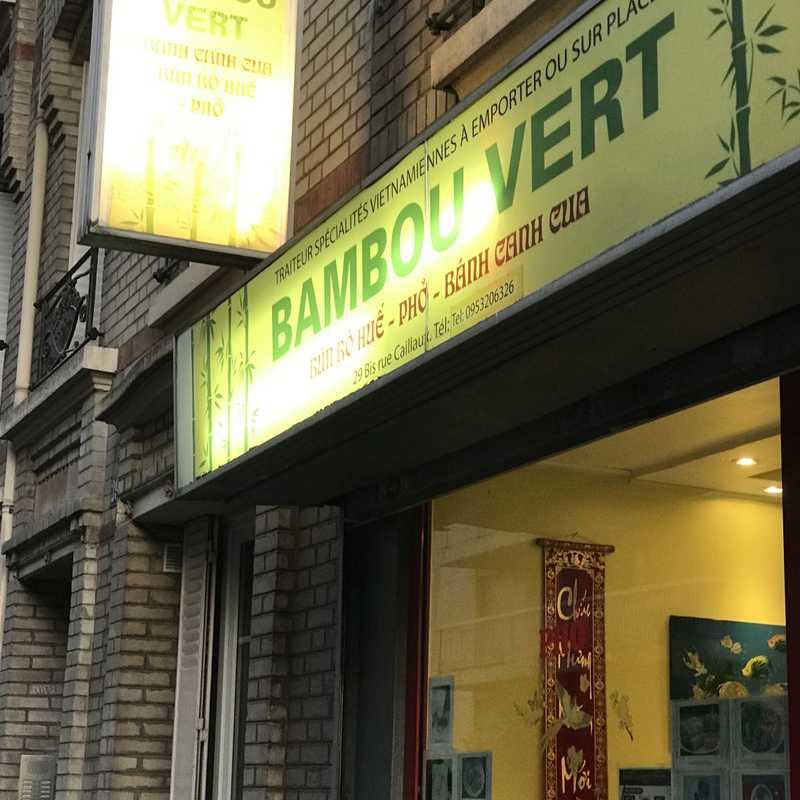 Bambou Vert