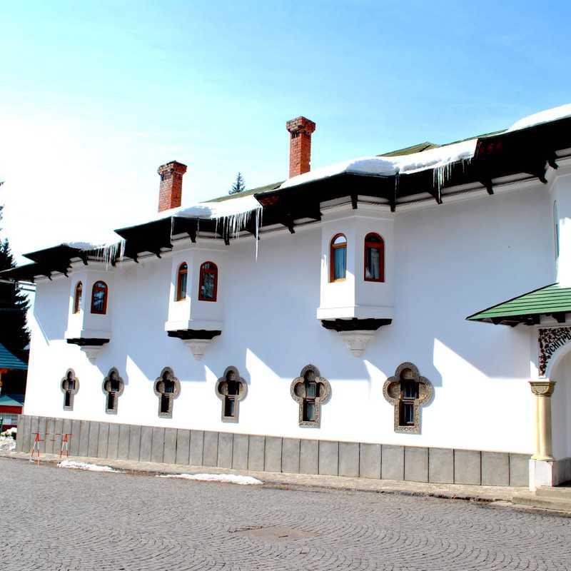 Sinaia Monastery