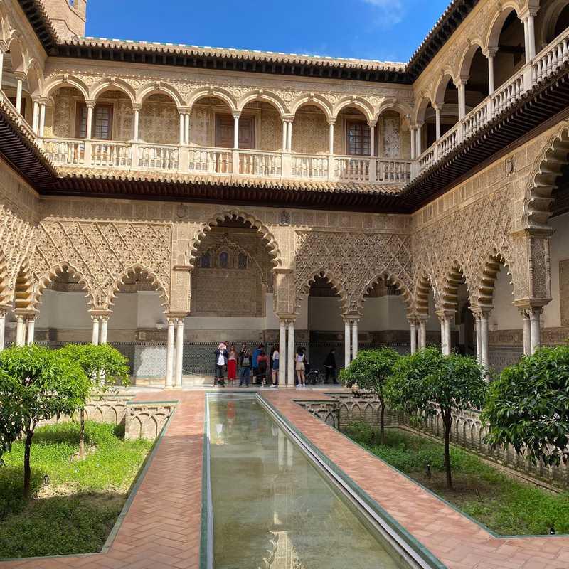 Royal Alcázar of Seville
