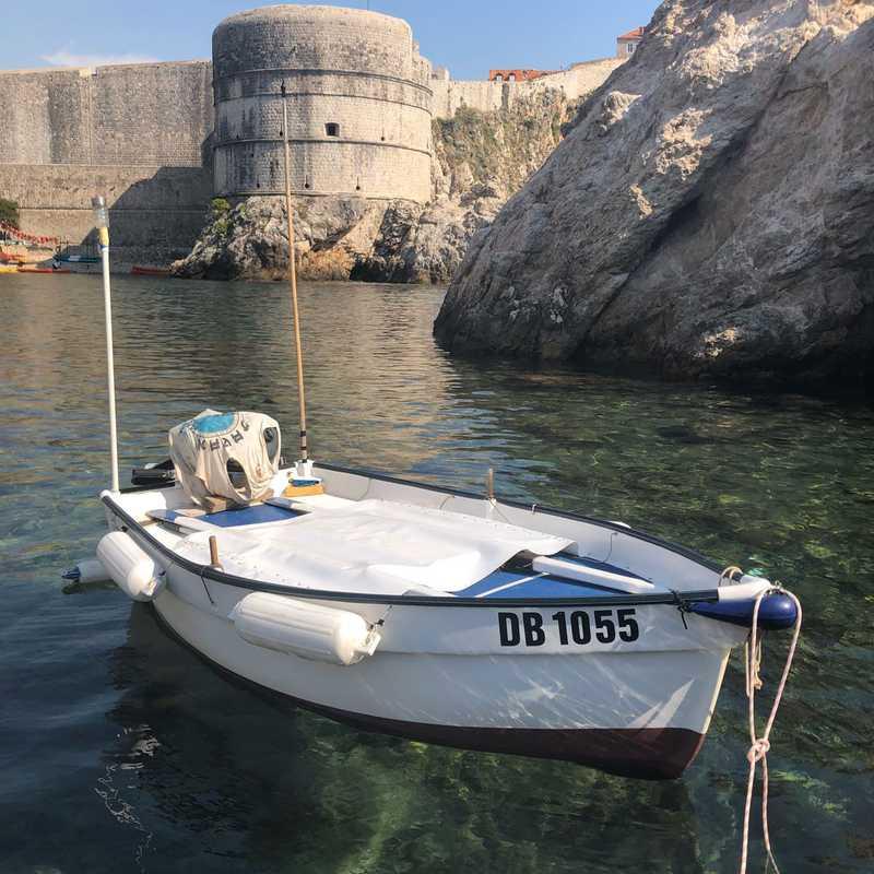 Dubrovnik West Harbour