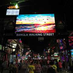 Bangla Walking Street - Photos by Real Travelers, Ratings, and Other Practical Information