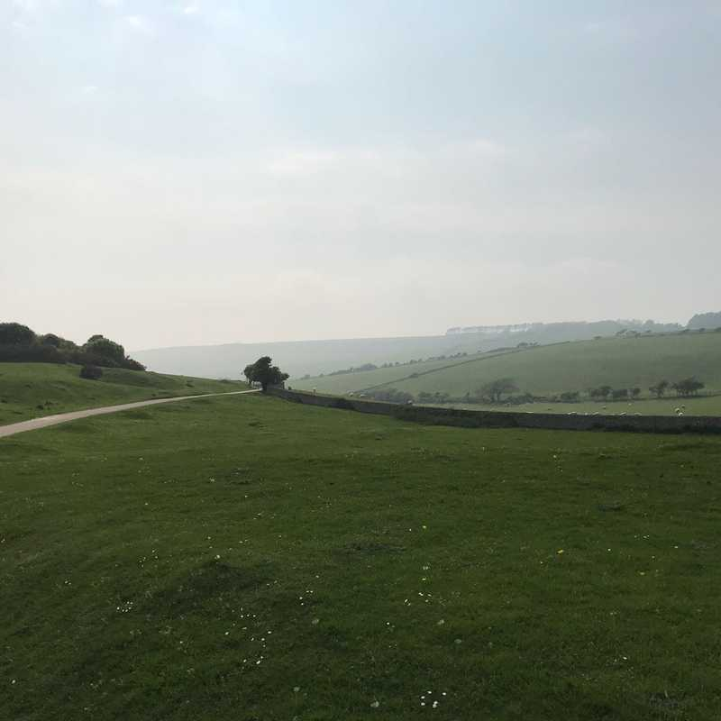 National Trust - Birling Gap and the Seven Sisters
