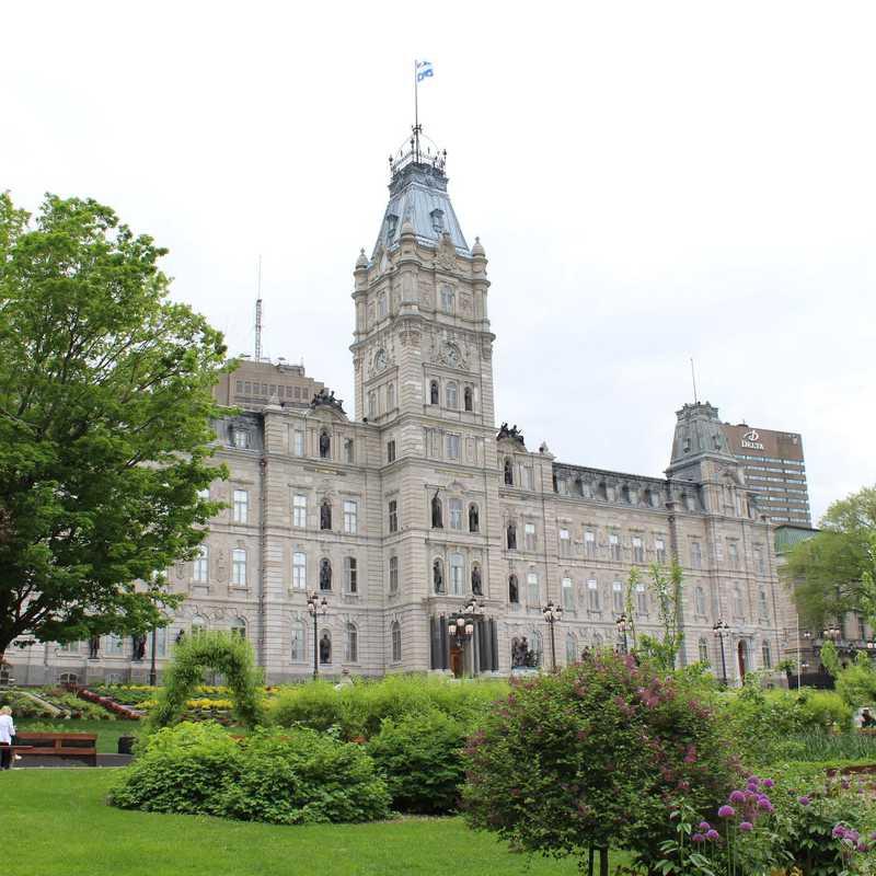 The Parliament Gardens