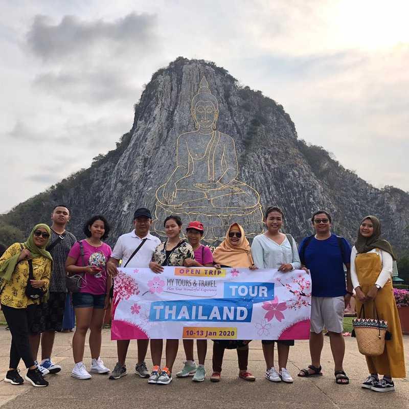Buddha Mountain Pattaya