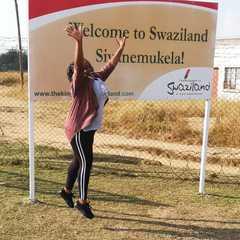 Border control South Africa / Eswatini