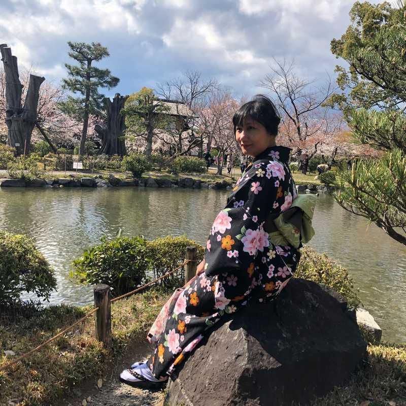Shosei-en Garden Kikoku-tei