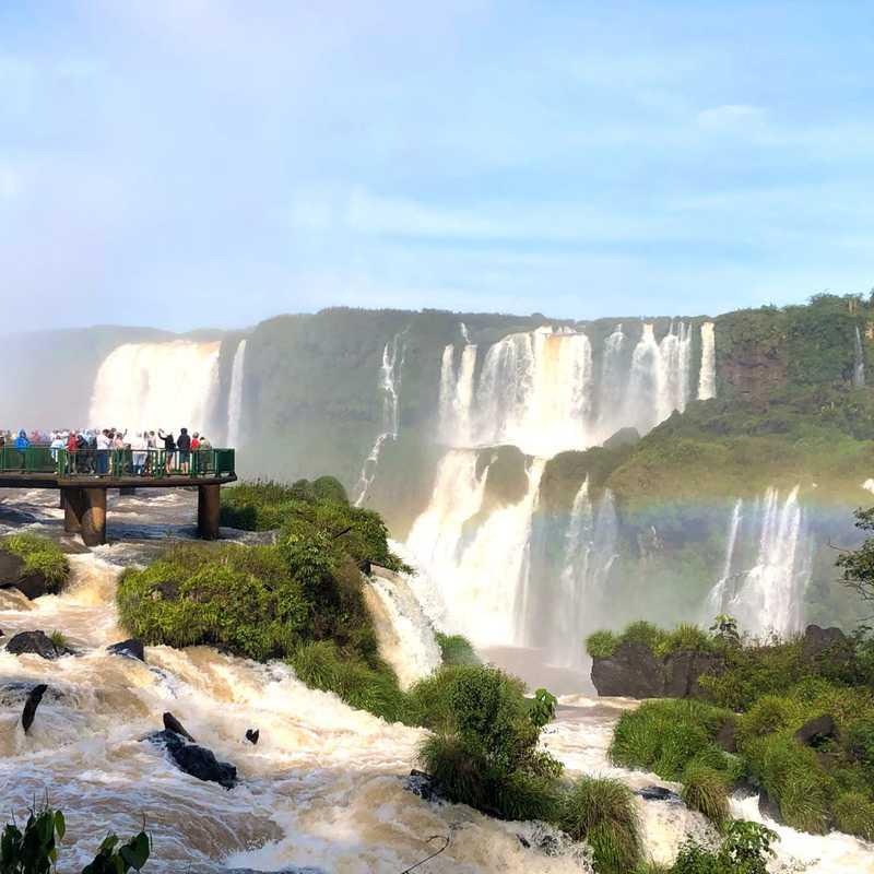 Trip Blog Post by @camilaterra: Cataratas do Iguaçu - Iguazu Falls | 2 days in Apr (itinerary, map & gallery)