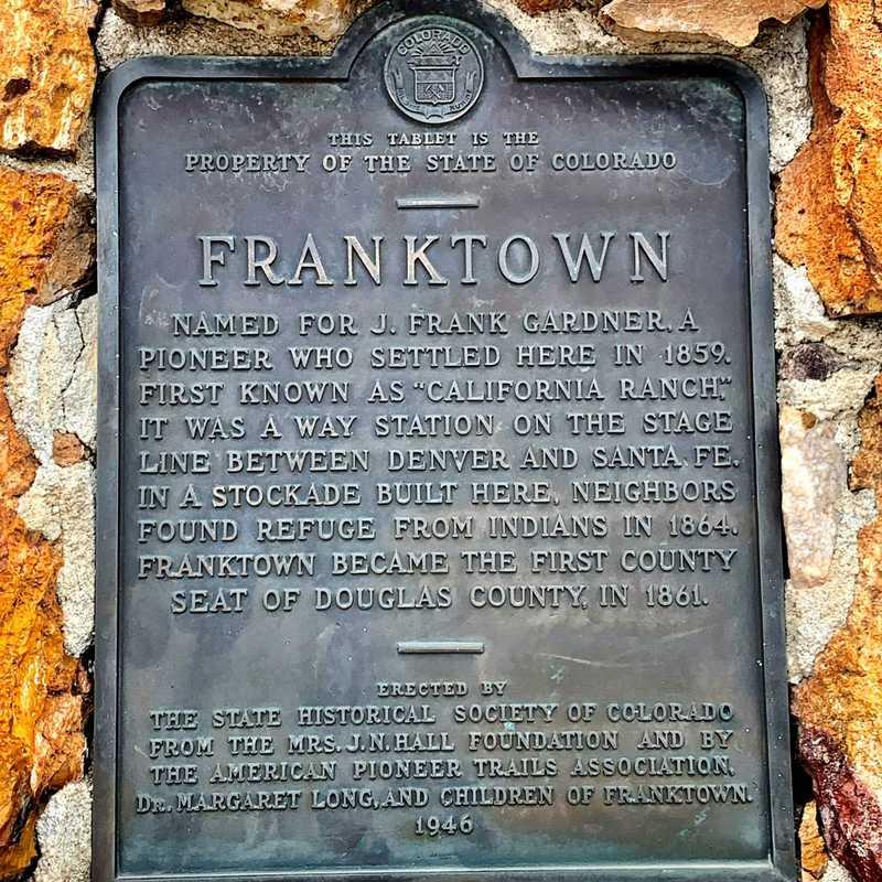 Franktown Historic Site