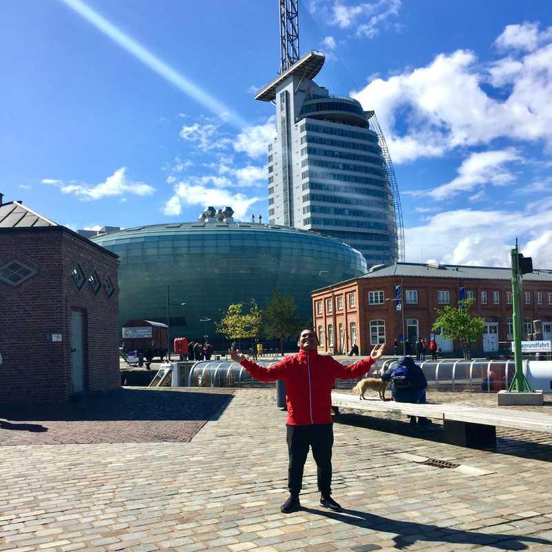 Klimahaus Bremerhaven 8 ° Ost