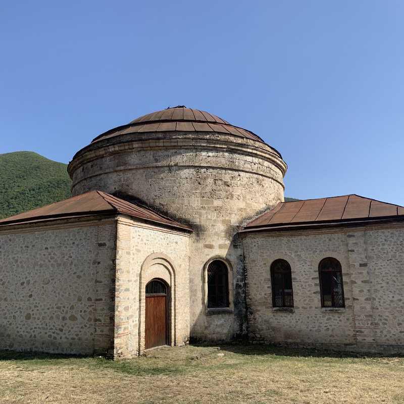 Shaki Castle
