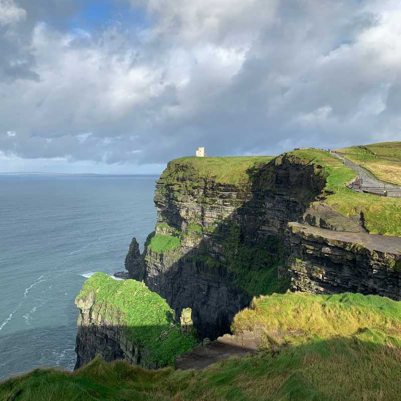 Cliffs of Moher 🇮🇪 | 1 day trip itinerary, map & gallery