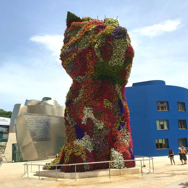 Trip Blog Post by @abby_temp: Bilbao 2019 | 1 day in Jun (itinerary, map & gallery)