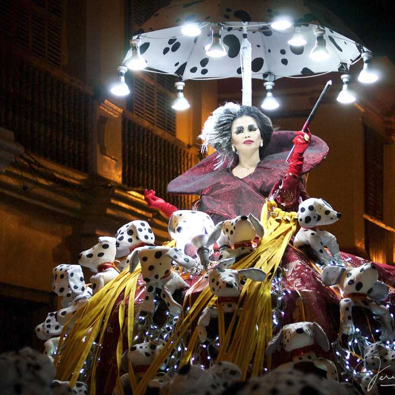 Raniag Twilight Festival at Calle Crisologo