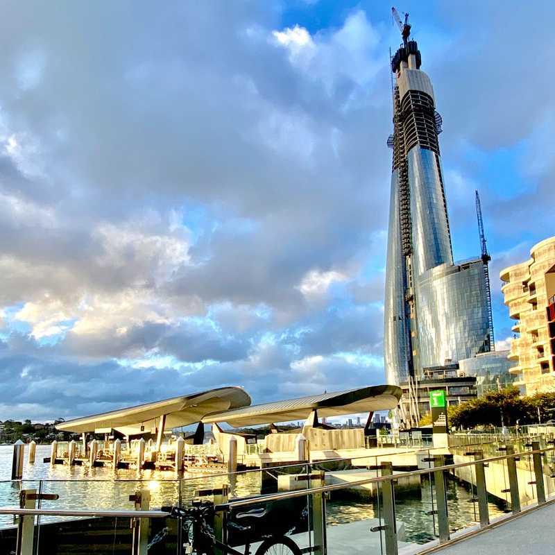 Barangaroo, Wharf 1