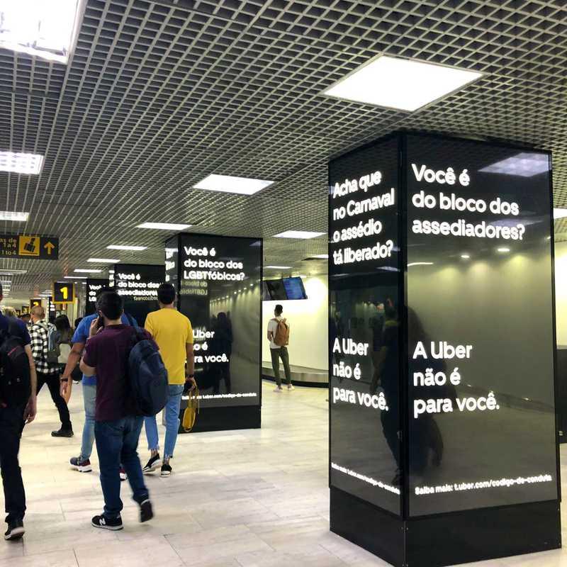 Rio de Janeiro Airport RJ Santos Dumont