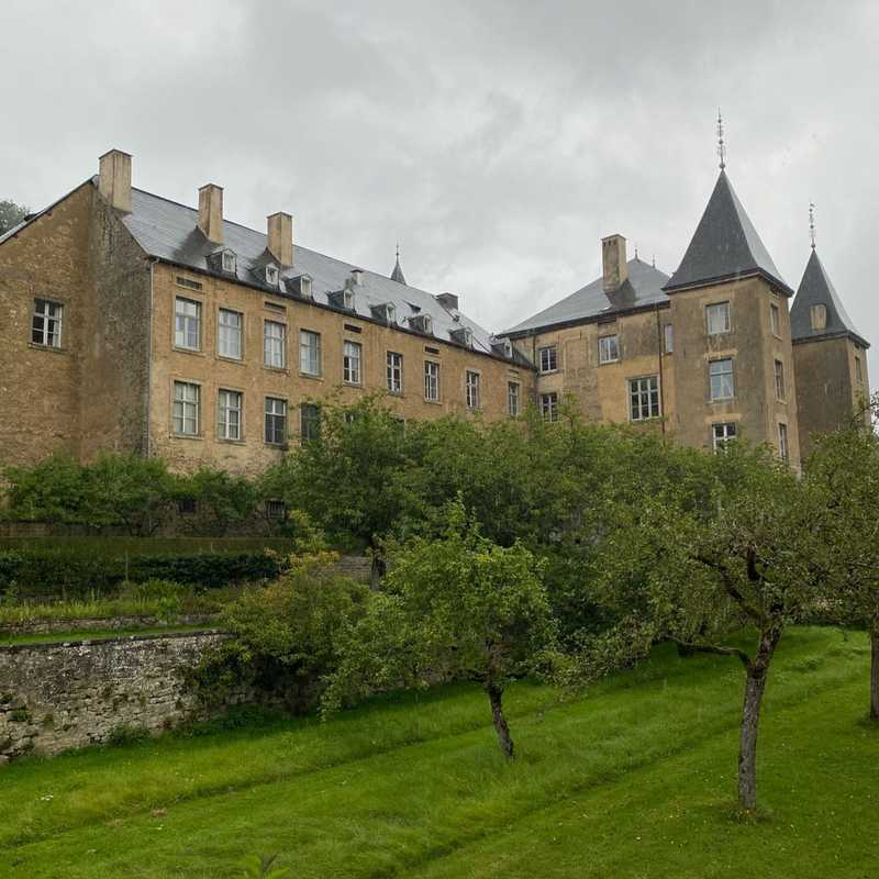 New Castle of Ansembourg