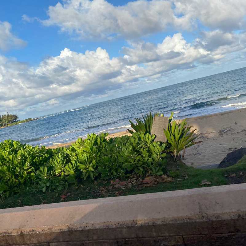 Wailua Beach Park