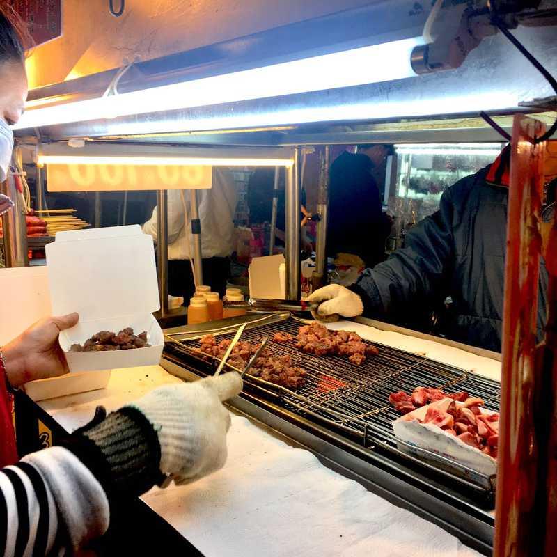 Raohe Night Market