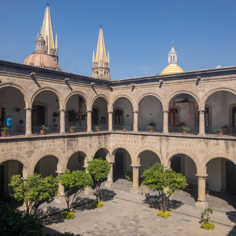 Palacio de Gobierno del Estado de Jalisco
