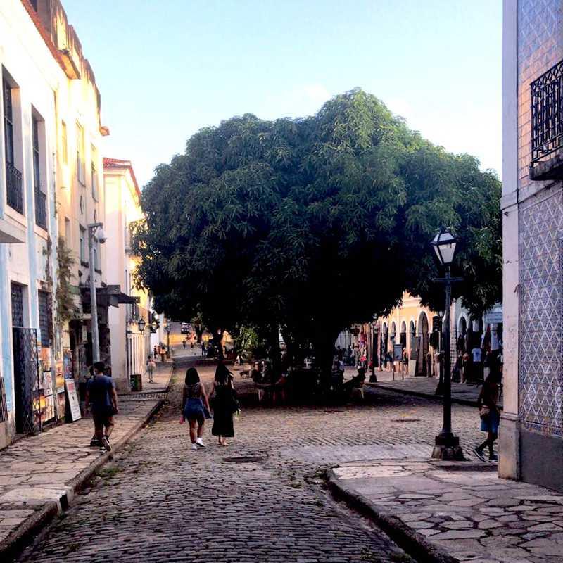 Centro Histórico De São Luís
