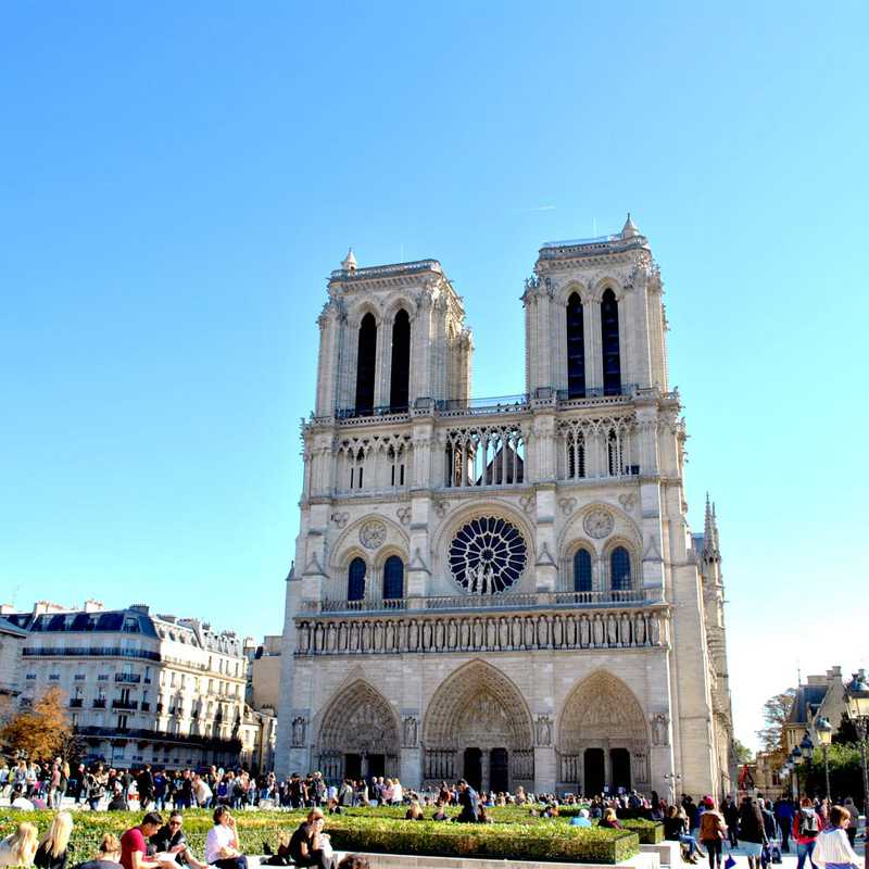 Paris 🇫🇷 2015 | 1 day trip itinerary, map & gallery