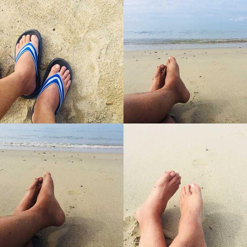 Sand and Stars, DINADIAWAN, AURORA