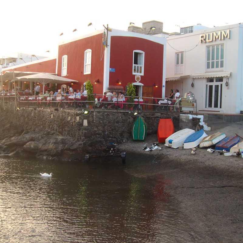 Restaurante Puerto Bahía
