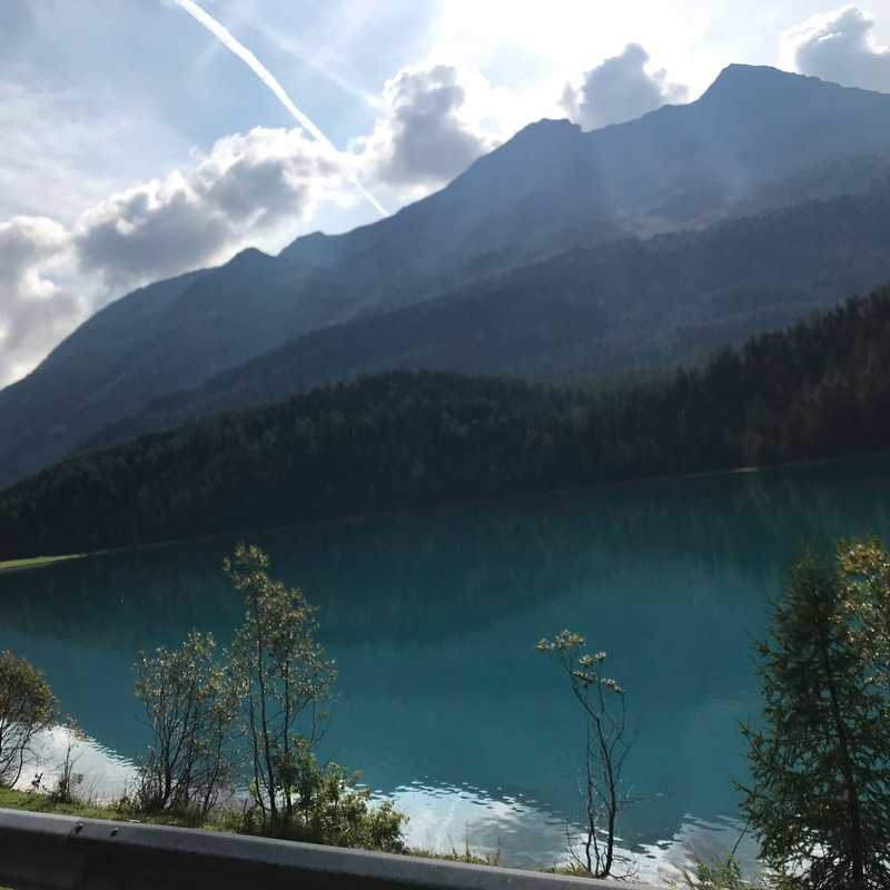 Airolo to Churwalden