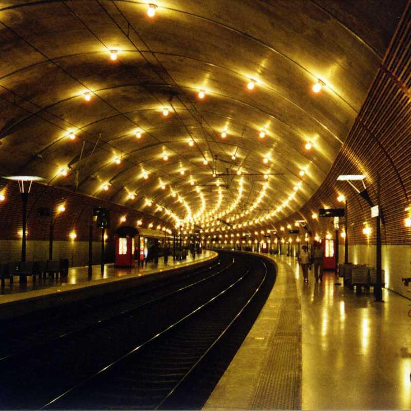 Monaco-Monte-Carlo station