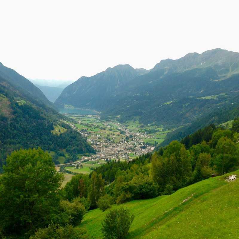 Bernina Express: Chur to Tirano