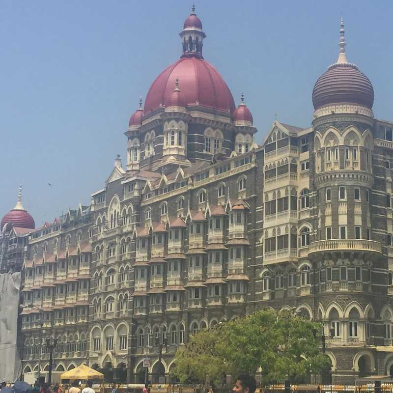 Trip Blog Post by @Novrizal: Mumbai 2017 | 2 days in May (itinerary, map & gallery)