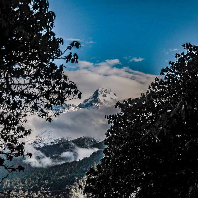 Poon Hill Sunrise Viewpoint