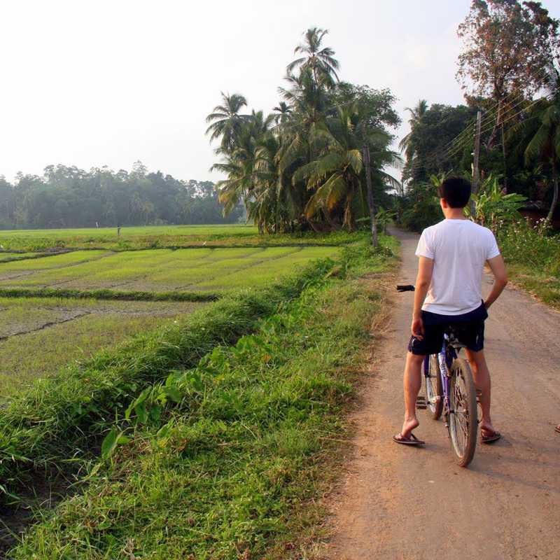 Unawatuna Bike Tour
