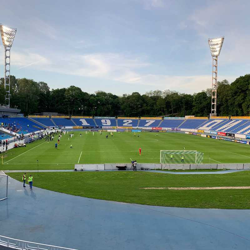 """Dynamo"" Stadium"