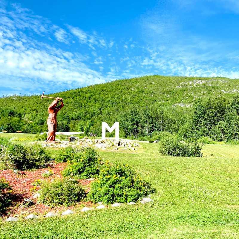 Bureau d'accueil touristique de Murdochville