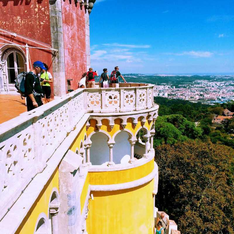 Visit Pena Palace & Park