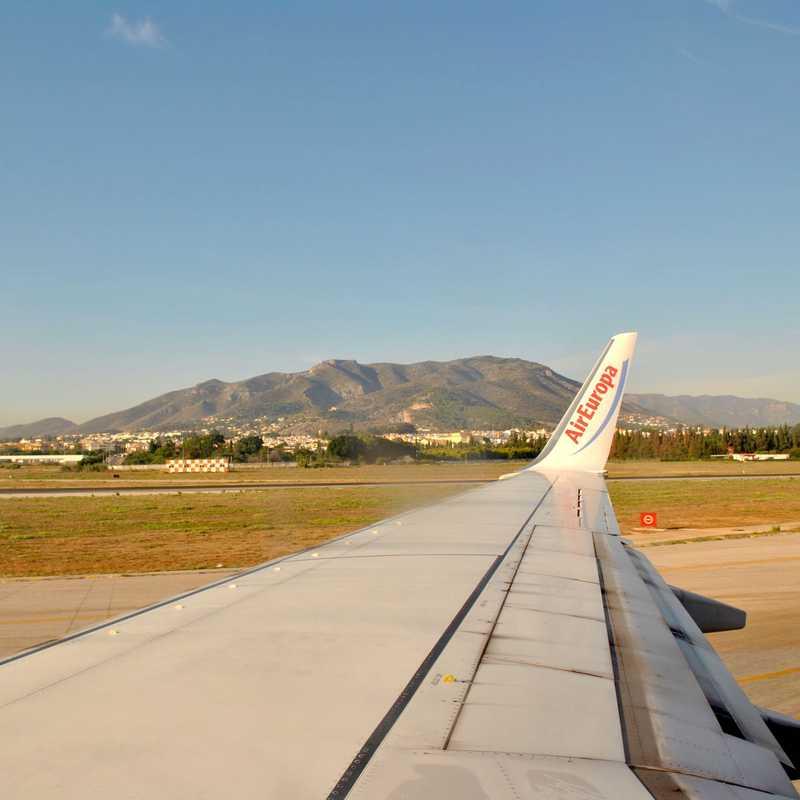 Malaga airport - Costa del Sol (AGP)