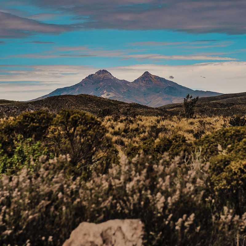 Volcan Iliniza Sur