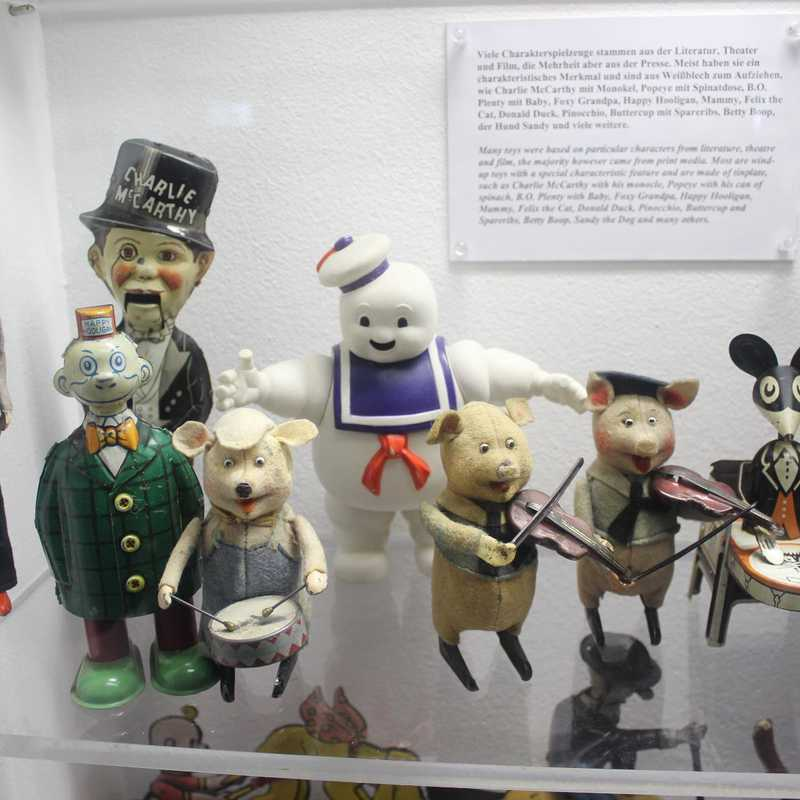 Altes Rathaus / Spielzeugmuseum