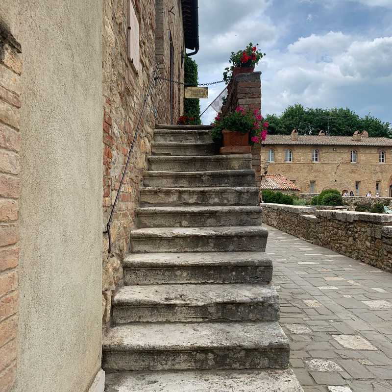Pedilunio Bagno Vignoni