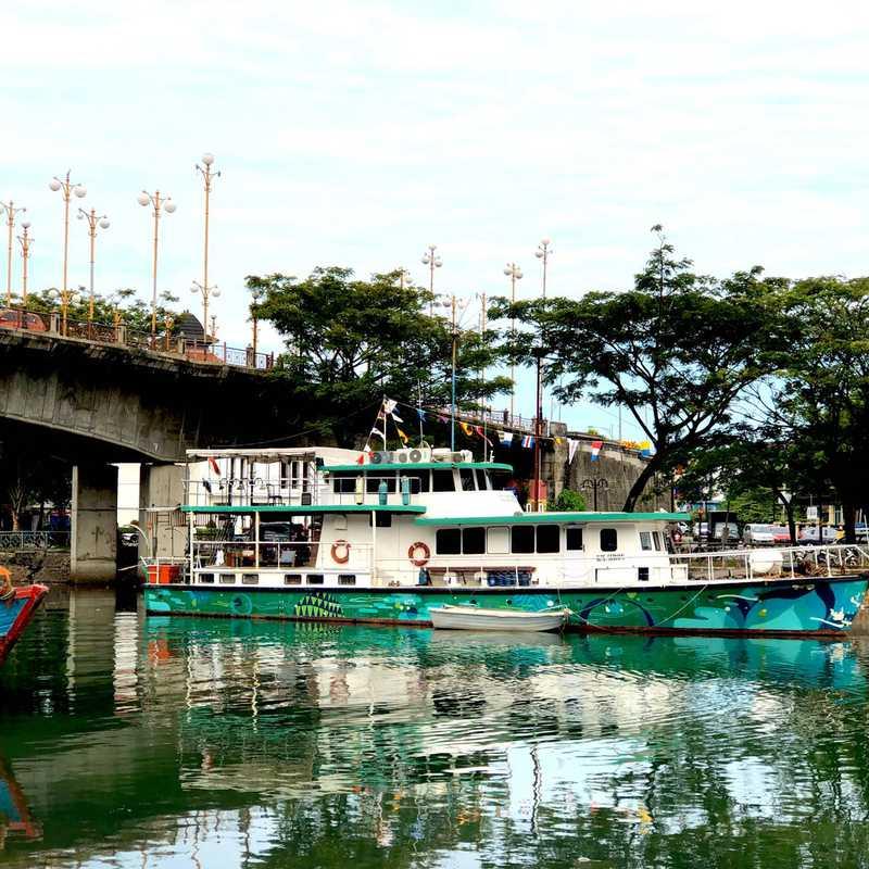 Welcome Sign of Taman Siti Nurbaya